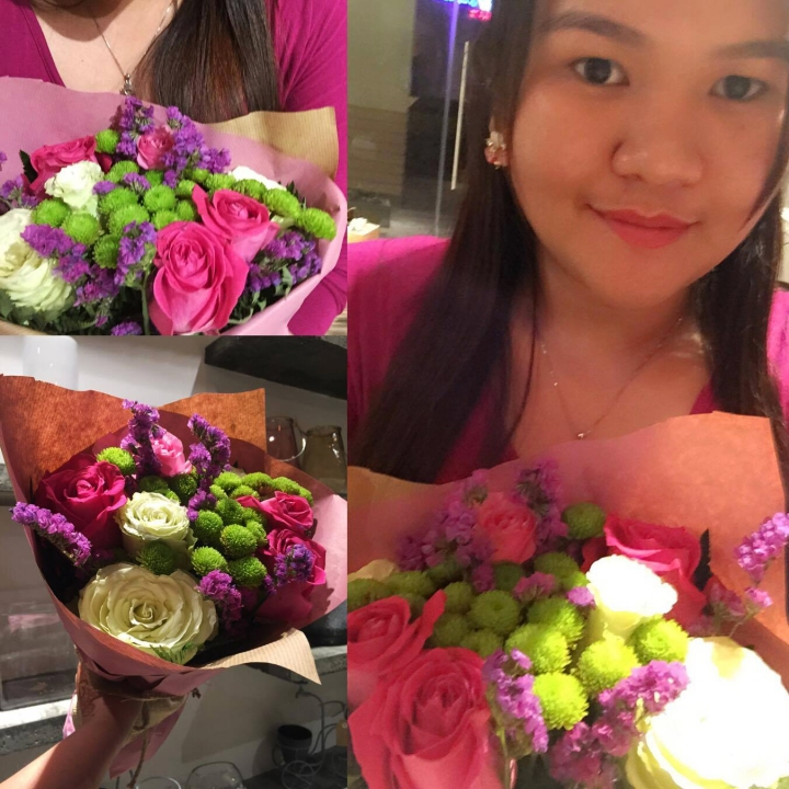 Flower market complimentary